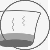 excellent heat conductivity icon